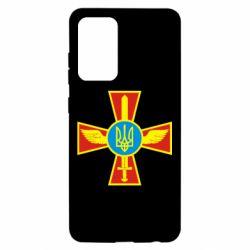 Чохол для Samsung A52 5G Хрест з мечем та гербом
