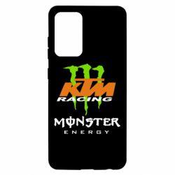 Чохол для Samsung A52 5G KTM Monster Enegry