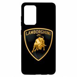 Чохол для Samsung A52 5G Lamborghini Logo