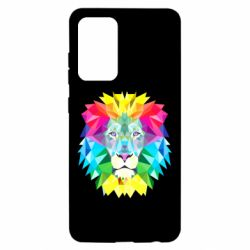 Чехол для Samsung A52 5G Lion vector