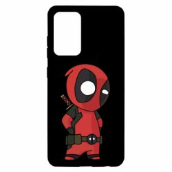 Чохол для Samsung A52 5G Little Deadpool