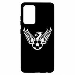 Чохол для Samsung A52 5G Liverpool and soccer ball