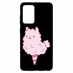 Чехол для Samsung A52 5G Llama Ice Cream