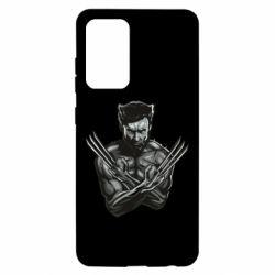 Чохол для Samsung A52 5G Logan Wolverine vector