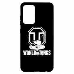 Чохол для Samsung A52 5G Логотип World Of Tanks