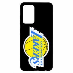 Чохол для Samsung A52 5G Los Angeles Lakers