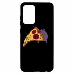 Чехол для Samsung A52 5G Love Pizza 2