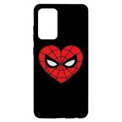 Чохол для Samsung A52 5G Love spider man