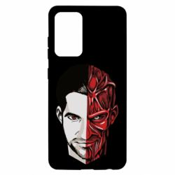 Чохол для Samsung A52 5G Lucifer the man and the devil