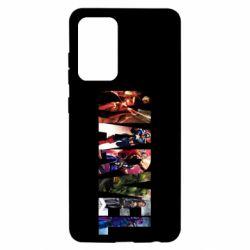 Чохол для Samsung A52 5G Marvel Avengers