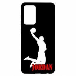 Чохол для Samsung A52 5G Майкл Джордан