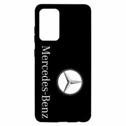 Чехол для Samsung A52 5G Mercedes-Benz Logo