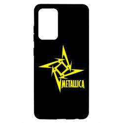 Чохол для Samsung A52 5G Логотип Metallica