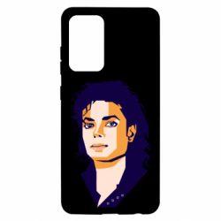 Чохол для Samsung A52 5G Michael Jackson Graphics Cubism