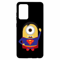 Чохол для Samsung A52 5G Minion Superman