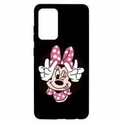 Чохол для Samsung A52 5G Minnie Mouse