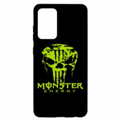 Чохол для Samsung A52 5G Monster Energy Череп