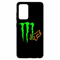 Чохол для Samsung A52 5G Monster Energy FoX