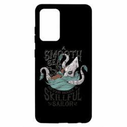 Чохол для Samsung A52 5G Морське чудовисько Кракен