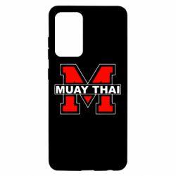 Чохол для Samsung A52 5G Muay Thai Big M