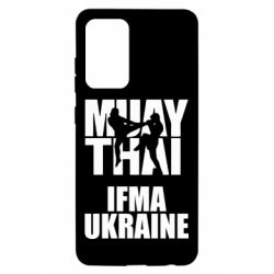 Чехол для Samsung A52 5G Muay Thai IFMA Ukraine