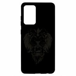 Чохол для Samsung A52 5G Muzzle of a lion