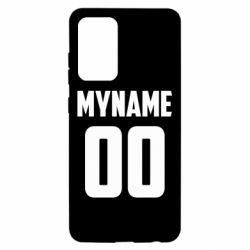 Чохол для Samsung A52 5G My name American