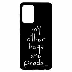 Чохол для Samsung A52 5G My other bags are prada