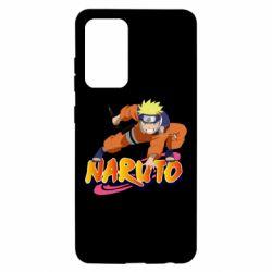Чохол для Samsung A52 5G Naruto with logo