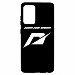 Чехол для Samsung A52 5G Need For Speed Logo