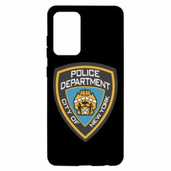 Чехол для Samsung A52 5G New York Police Department