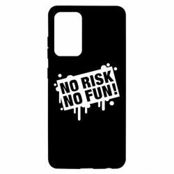 Чохол для Samsung A52 5G No Risk No Fun