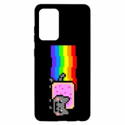 Чохол для Samsung A52 5G Nyan cat