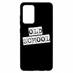 Чохол для Samsung A52 5G old school