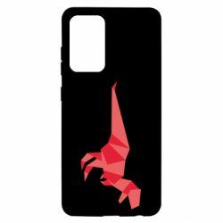 Чехол для Samsung A52 5G Origami dinosaur
