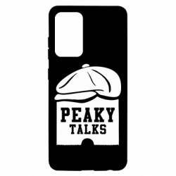 Чехол для Samsung A52 5G Peaky talks