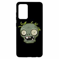 Чохол для Samsung A52 5G Plants vs zombie head