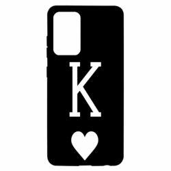 Чохол для Samsung A52 5G Playing Cards King