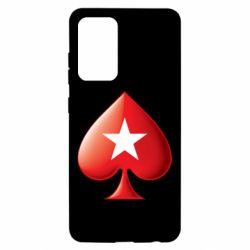 Чохол для Samsung A52 5G Poker Stars 3D Logo