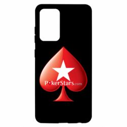 Чехол для Samsung A52 5G Poker Stars Game