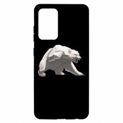 Чохол для Samsung A52 5G Полярний ведмідь