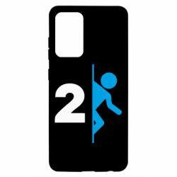 Чехол для Samsung A52 5G Portal 2 logo