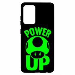 Чохол для Samsung A52 5G Power Up Маріо гриб