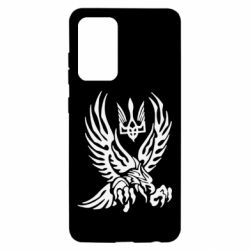 Чохол для Samsung A52 5G Птах та герб