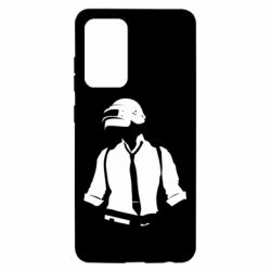 Чохол для Samsung A52 5G PUBG Hero Men's