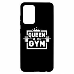 Чохол для Samsung A52 5G Queen Of The Gym