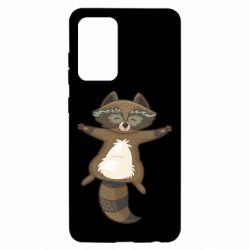 Чохол для Samsung A52 5G Raccoon