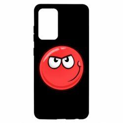 Чехол для Samsung A52 5G Red Ball game