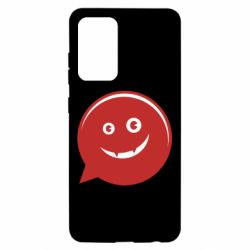 Чехол для Samsung A52 5G Red smile