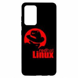 Чохол для Samsung A52 5G Redhat Linux